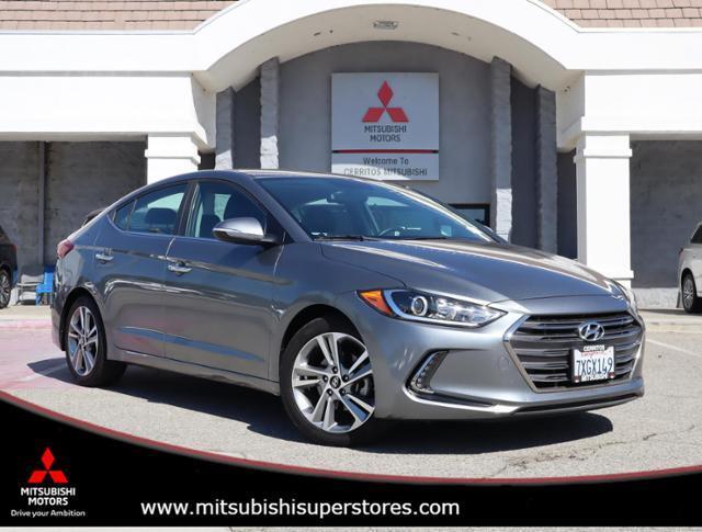 2017 Hyundai Elantra Limited Cerritos CA