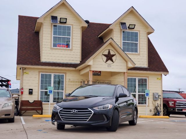 2017 Hyundai Elantra Limited Dallas TX