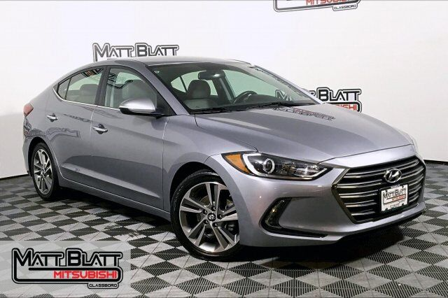 2017 Hyundai Elantra Limited Egg Harbor Township NJ