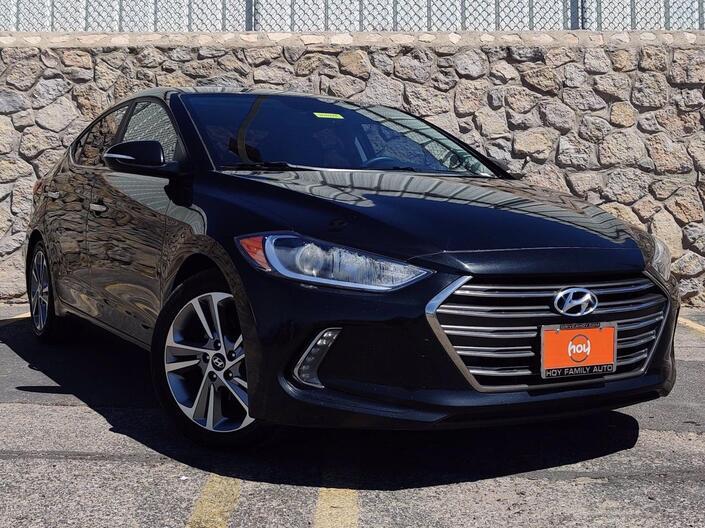 2017 Hyundai Elantra Limited El Paso TX