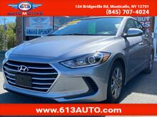 2017_Hyundai_Elantra_Limited_ Ulster County NY