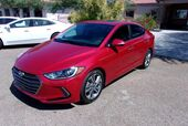 2017 Hyundai Elantra Limited (FULLY LOADED)