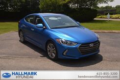2017_Hyundai_Elantra_Limited_ Franklin TN