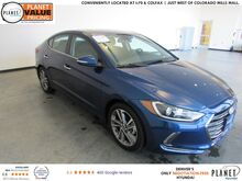 2017 Hyundai Elantra Limited Golden CO