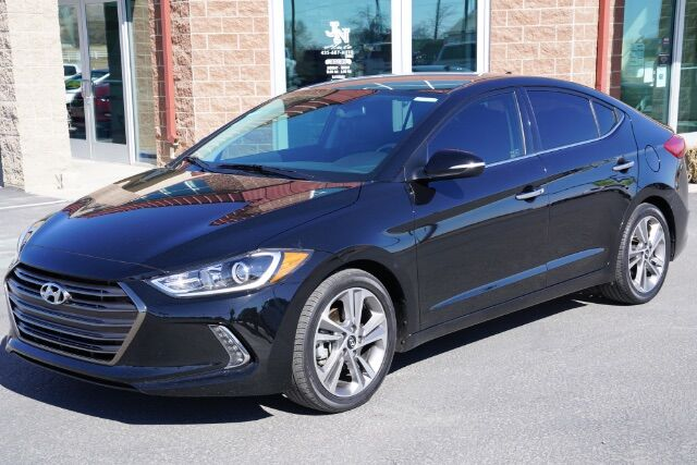 2017 Hyundai Elantra Limited Huntington UT
