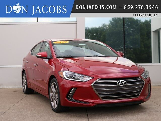 2017 Hyundai Elantra Limited Lexington KY