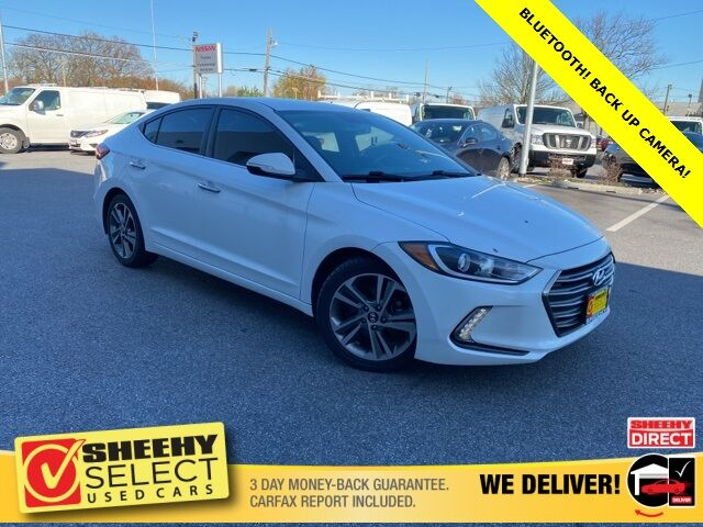 2017 Hyundai Elantra Limited Glen Burnie MD