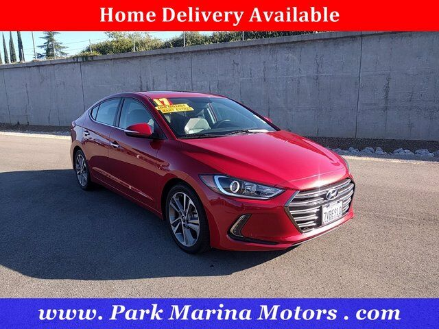 2017 Hyundai Elantra Limited Redding CA