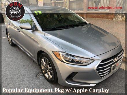 2017_Hyundai_Elantra_Limited Sedan_ Arlington VA
