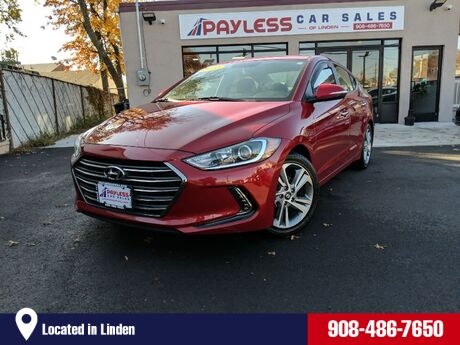 2017 Hyundai Elantra Limited South Amboy NJ