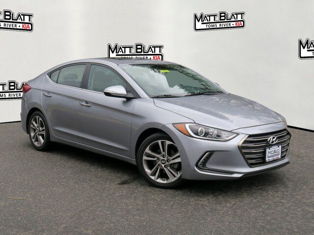 2017 Hyundai Elantra Limited Toms River NJ