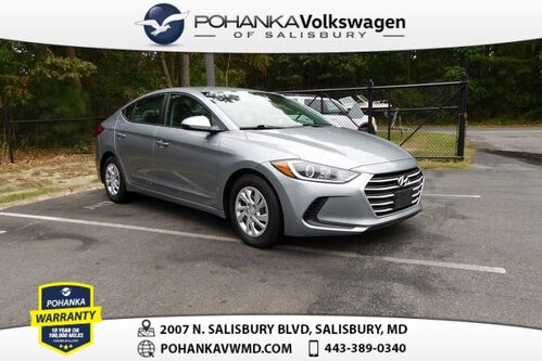2017_Hyundai_Elantra_SE ** CLEAN CARFAX ** PRICED TO SELL ** CHEAP **_ Salisbury MD