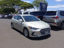 2017_Hyundai_Elantra_SE 2.0L Auto (Alabama) *Ltd Avail*_ Kahului HI