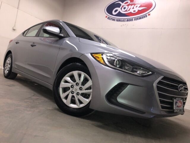 2017 Hyundai Elantra SE 6AT Georgetown TX