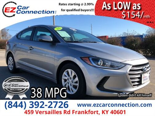 2017_Hyundai_Elantra_SE 6AT_ Frankfort KY