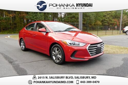 2017_Hyundai_Elantra_SE **GREAT CONDITION**CERTIFIED**_ Salisbury MD
