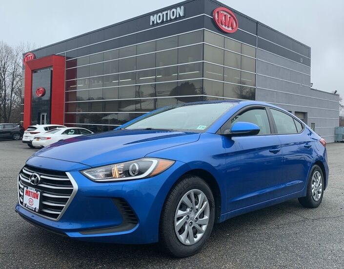 2017 Hyundai Elantra SE Hackettstown NJ
