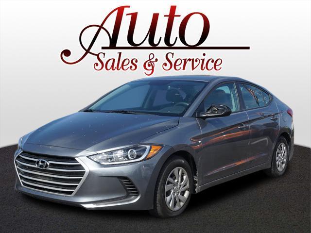 2017 Hyundai Elantra SE Indianapolis IN