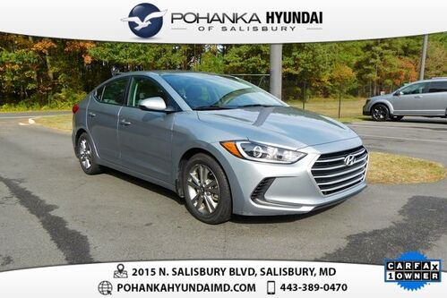 2017_Hyundai_Elantra_SE **ONE OWNER**CERTIFIED**_ Salisbury MD