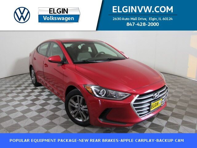 2017 Hyundai Elantra SE Popular Equipment Package Elgin IL