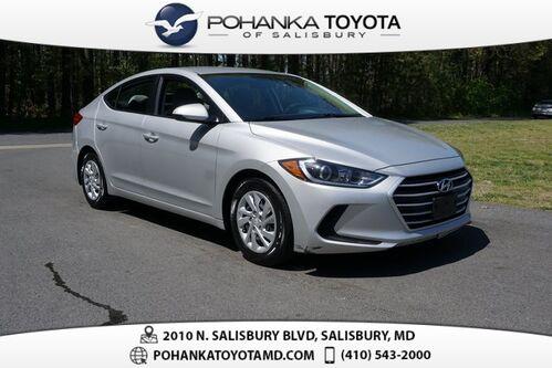 2017_Hyundai_Elantra_SE_ Salisbury MD