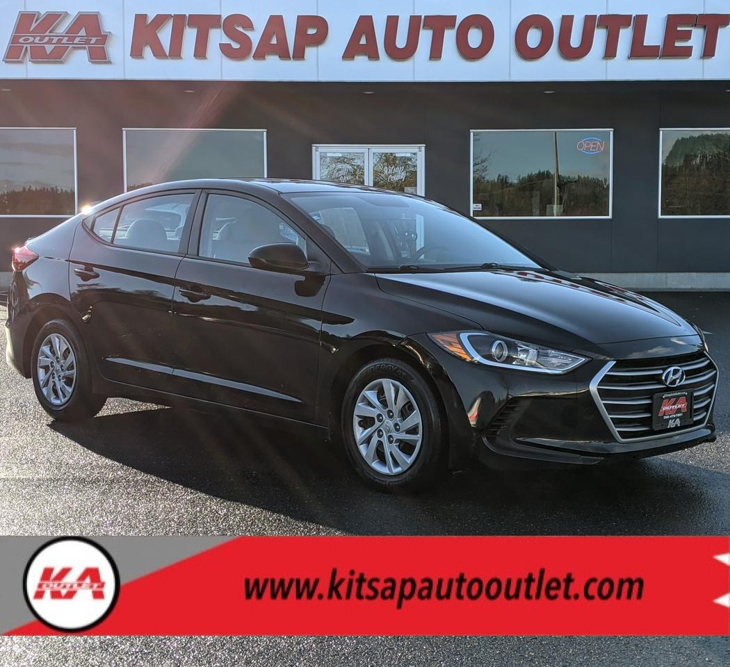2017 Hyundai Elantra SE Sedan 4D Port Orchard WA