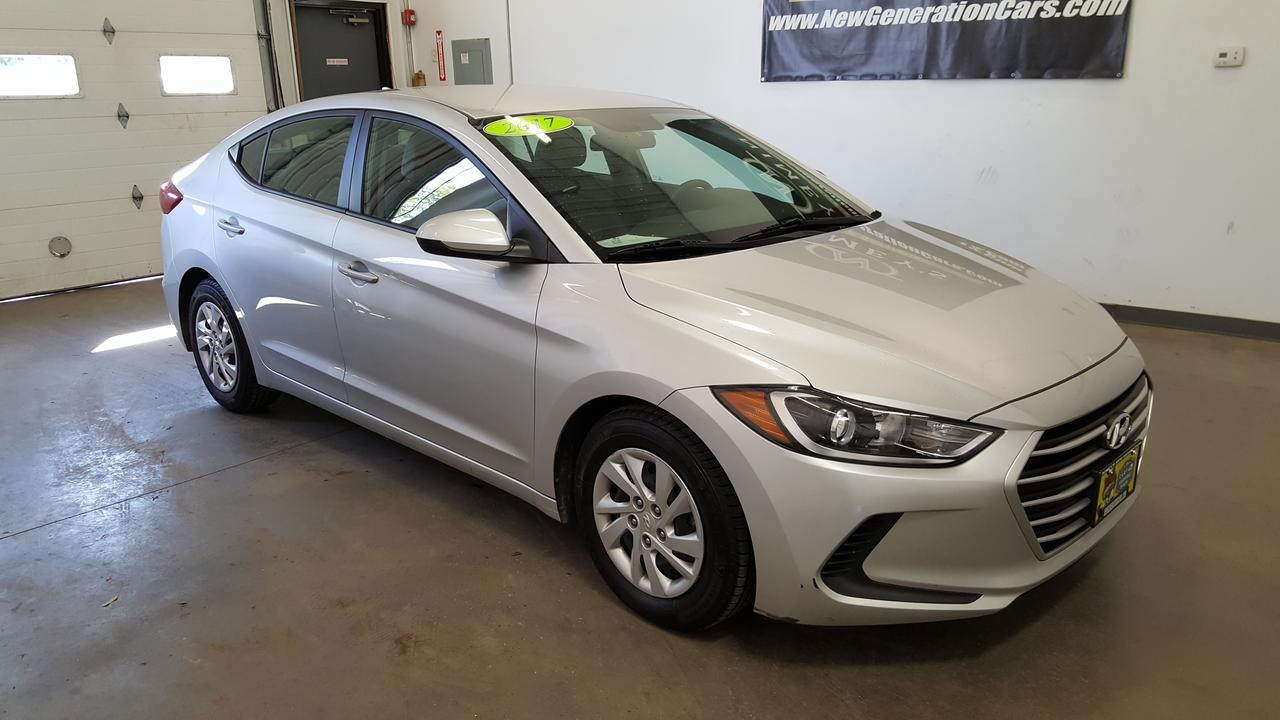 used 2017 hyundai elantra se in utica ny. Black Bedroom Furniture Sets. Home Design Ideas