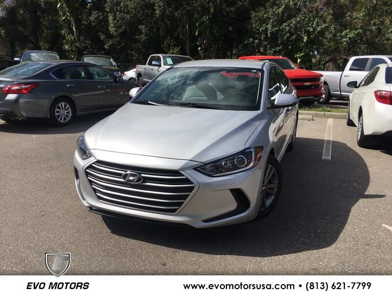 2017 Hyundai Elantra SE W/POPULAR EQUIPMENT PKG Jacksonville FL