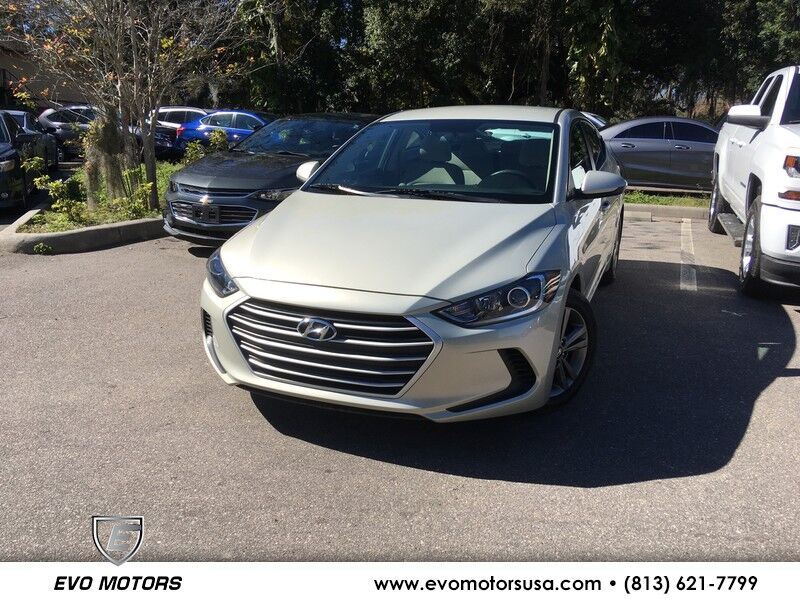2017 Hyundai Elantra SE W/ POPULAR EQUIPMENT PKG Seffner FL