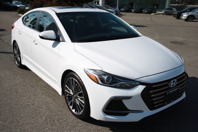 2017 Hyundai Elantra Sport Fully Loaded, One owner Kelowna BC