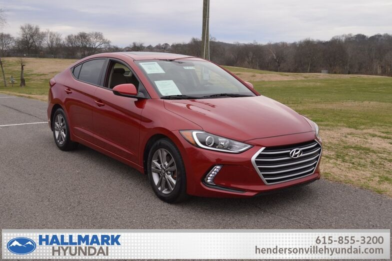 2017 Hyundai Elantra Value Edition Franklin TN