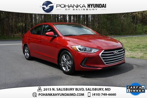 2017_Hyundai_Elantra_Value Edition **ONE OWNER**_ Salisbury MD
