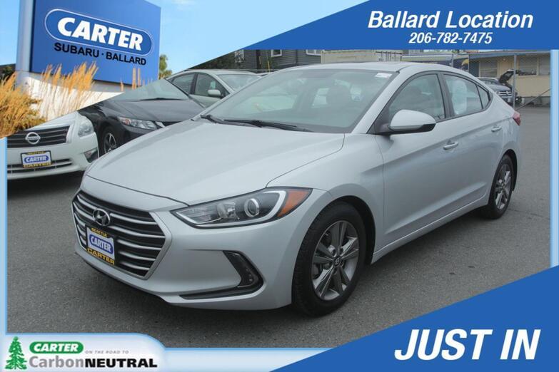 2017 Hyundai Elantra Value Edition Seattle WA