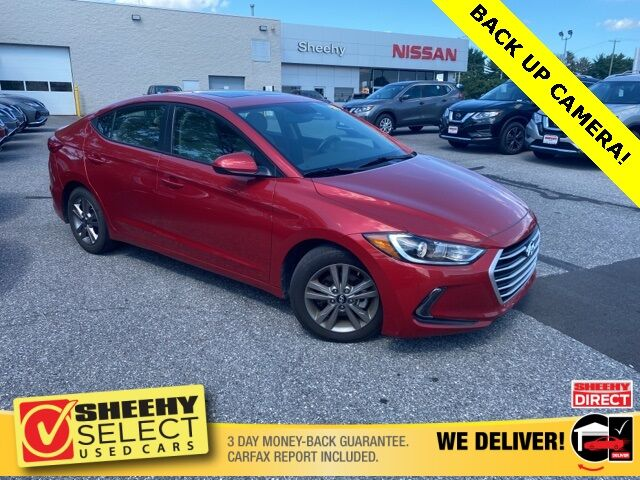 2017 Hyundai Elantra Value Edition Glen Burnie MD