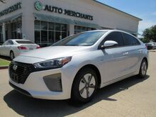 2017_Hyundai_Ioniq Hybrid_Blue,Back-Up Camera,  Bluetooth Connection,  Climate Control, Remote Keyless Entry w/Integrated Key_ Plano TX