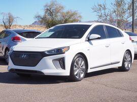 2017_Hyundai_Ioniq Hybrid_Limited_ Phoenix AZ