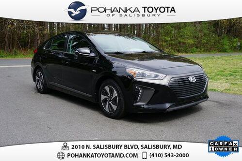 2017_Hyundai_Ioniq Hybrid_SEL_ Salisbury MD