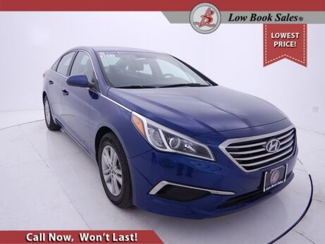 2017_Hyundai_SONATA_2.4L_ Salt Lake City UT