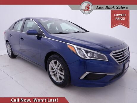 2017_Hyundai_SONATA_SE_ Salt Lake City UT