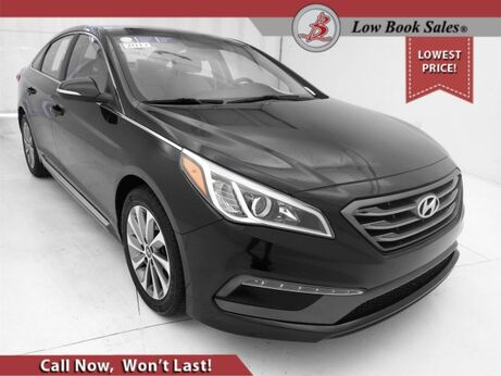 2017_Hyundai_SONATA_Sport_ Salt Lake City UT