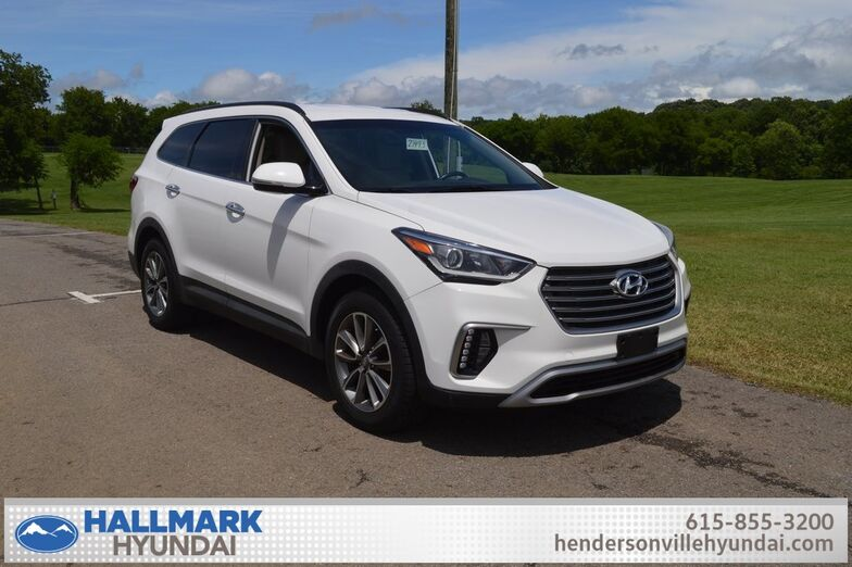 2017 Hyundai Santa Fe Limited Franklin TN