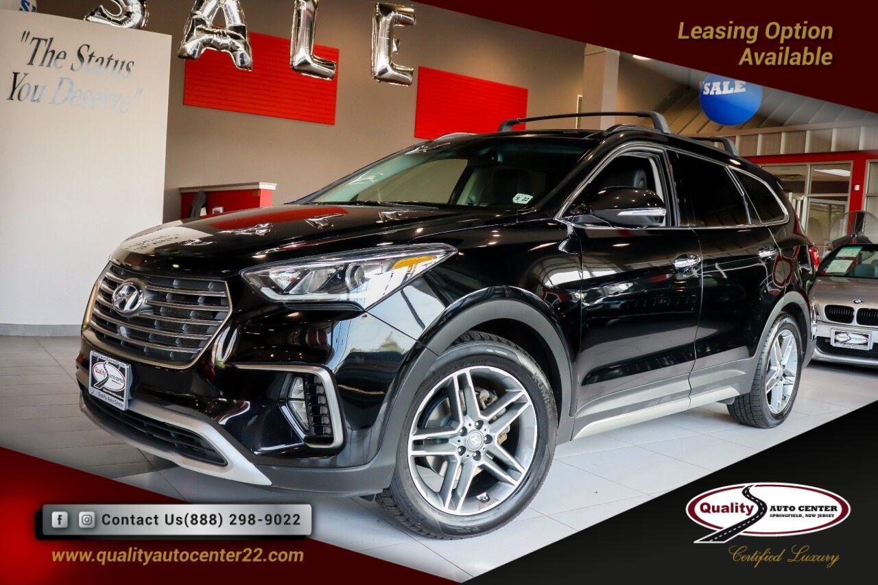 2017 Hyundai Santa Fe Limited Ultimate AWD Springfield NJ