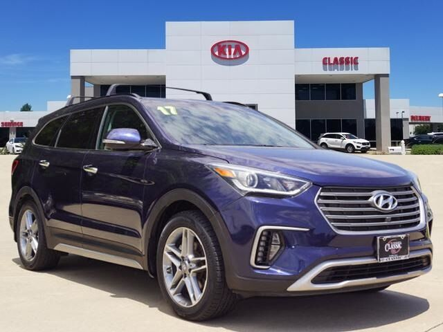 2017 Hyundai Santa Fe Limited Ultimate Carrollton TX