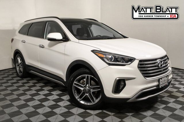 2017 Hyundai Santa Fe Limited Ultimate Egg Harbor Township NJ