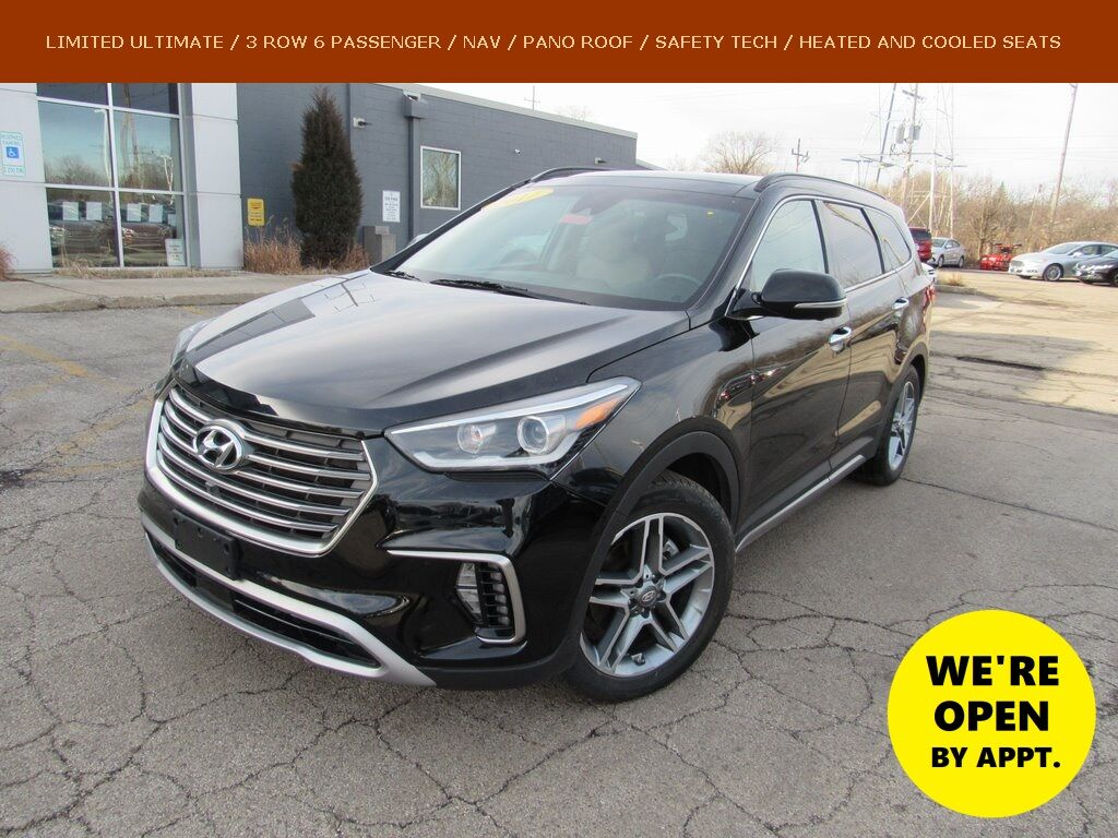 2017 Hyundai Santa Fe Limited Ultimate Highland Park IL