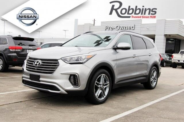 2017 Hyundai Santa Fe Limited Ultimate Houston TX