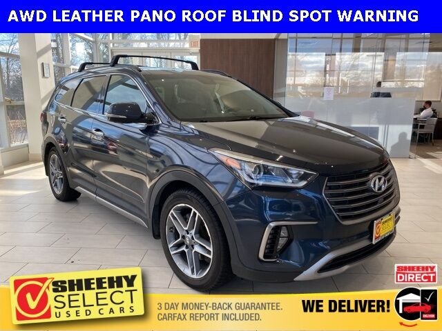 2017 Hyundai Santa Fe Limited Ultimate Chantilly VA
