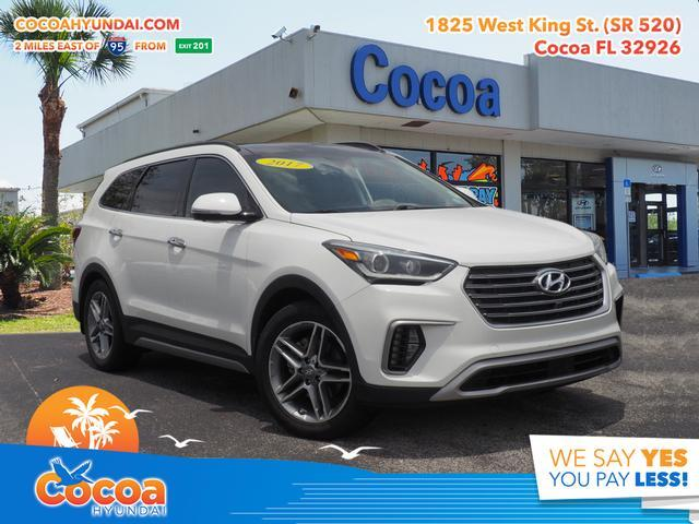 2017 Hyundai Santa Fe Limited Ultimate Melbourne FL