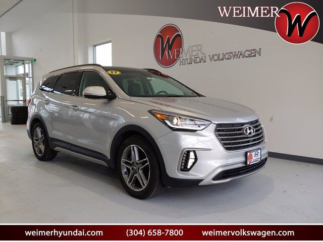 2017 Hyundai Santa Fe Limited Ultimate Morgantown WV