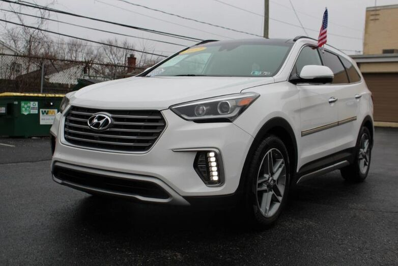2017 Hyundai Santa Fe Limited Ultimate New Castle DE